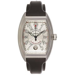 Franck Muller Stainless Steel Conquistador Automatic Wristwatch Ref 8005 SC