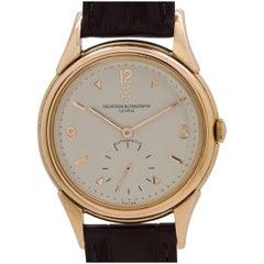 Vacheron & Constantin Rose Gold Automatic Wristwatch circa 1959