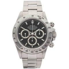 Rolex Stainless Steel Daytona Patrizzi Zenith Automatic Wristwatch, 1996