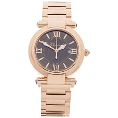 Chopard Ladies Rose Gold Imperiale Quartz Wristwatch Ref 384238-5006, 2017