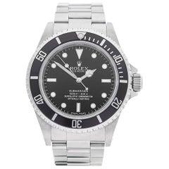Rolex Stainless Steel Submariner Automatic Wristwatch Ref 14060M, 2012