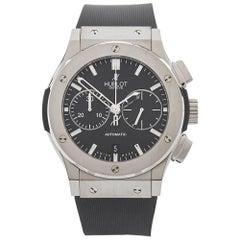 Hublot Titanium Classic Fusion Chronograph Automatic Wristwatch, 2016