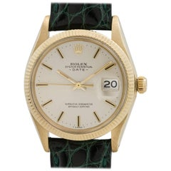 Rolex Yellow Gold Oyster Perpetual Automatic Wristwatch Ref 1503, circa 1972
