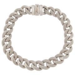 Jona Sterling Silver Curb Link Bracelet