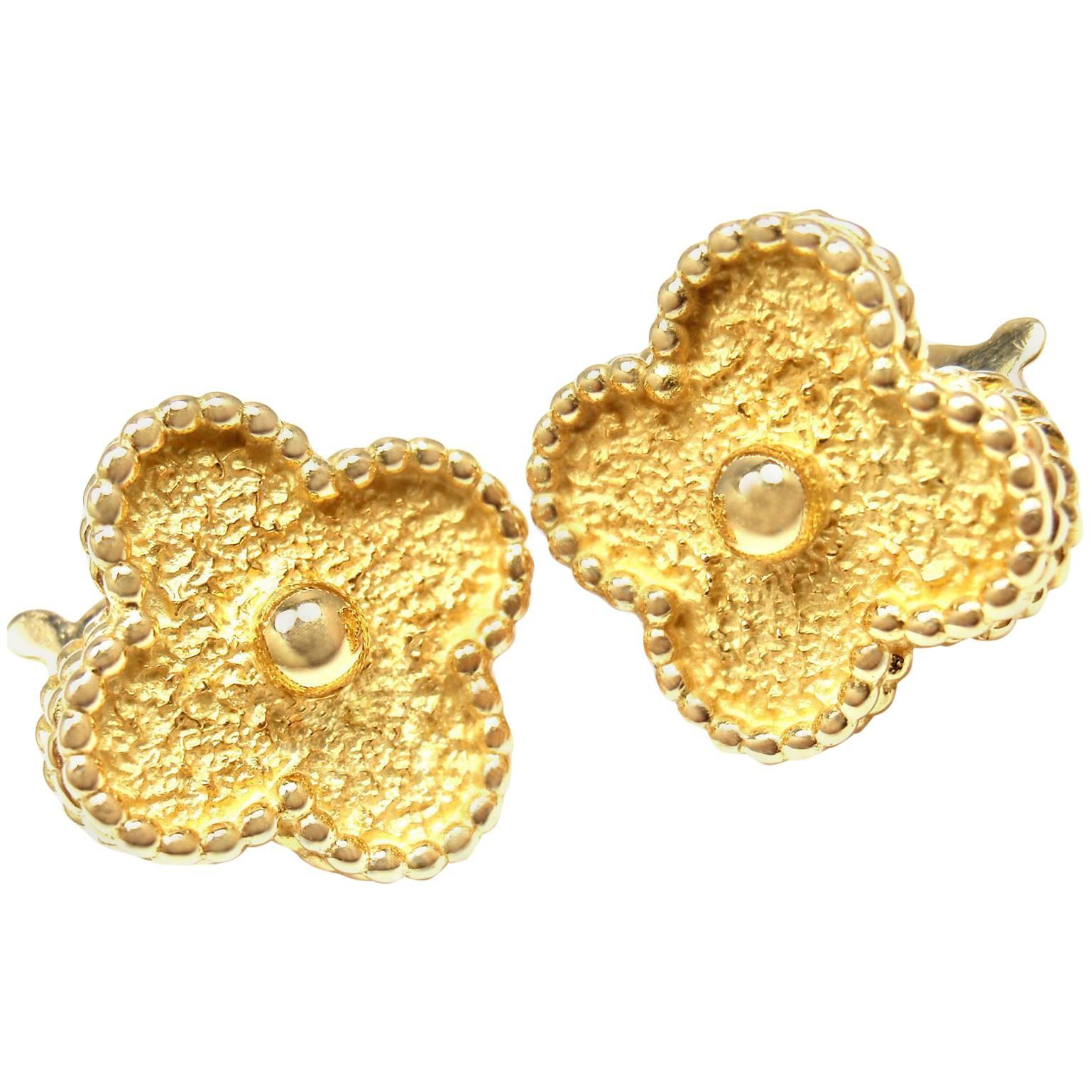 lemon vintage product gold hoop burch tory drop earrings modesens
