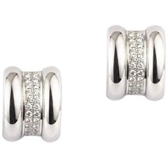 Chopard La Strada Diamond White Gold Earrings