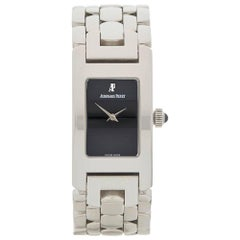 Audemars Piguet Ladies White Gold Promesse Quartz Wristwatch, 2010s