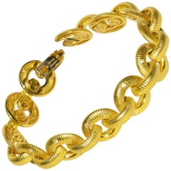 Chic Paul Morelli Gold and Diamond Bracelet