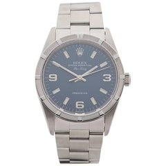 Rolex Stainless Steel Air King Automatic Wristwatch Ref 14010, 2002