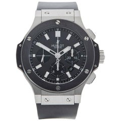 Hublot Stainless Steel Big Bang Automatic Wristwatch, 2013