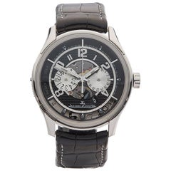 Jaeger LeCoultre Stainless Steel Amvox Automatic Wristwatch Ref 192825, 2013