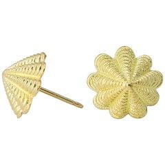 Jean Schlumberger for Tiffany & Co. Limpet Earrings