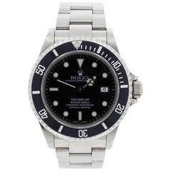 Rolex Stainless Steel Sea-Dweller Wristwatch Ref 16660, 2001