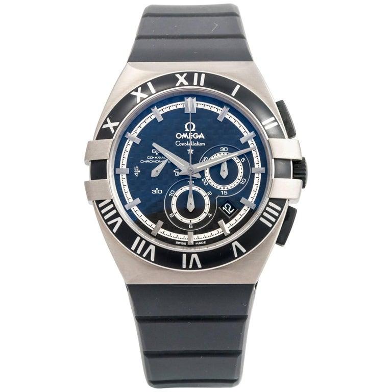 Omega Constellation Mission Hills World Cup Wristwatch