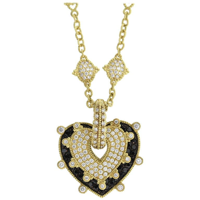 necklaces and lila enlarged pendant crystal necklace products sapphire ripka judith diamond jewelry canary