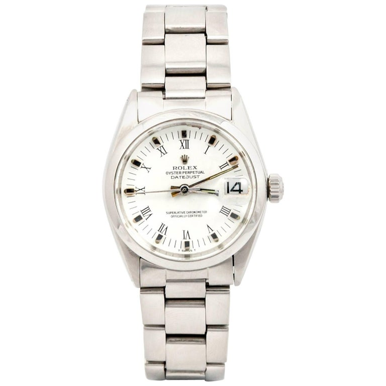 Rolex Oyster Perpetual Date Superlative Chronometer