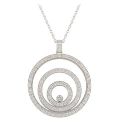 Chopard Happy Spirit Diamond Pendant