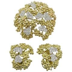 Marianne Ostier Diamond Gold Suite