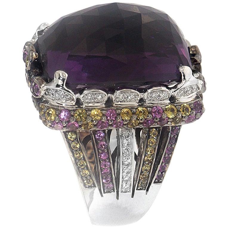 Juliet Ring, a Zorab Creation