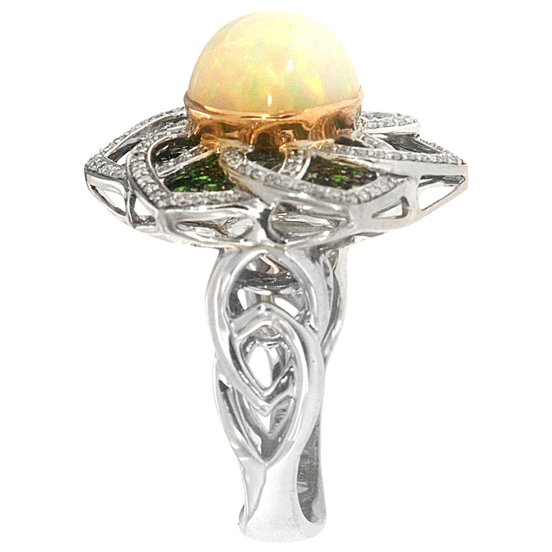 8th Dynasty Ring, a Zorab Creation