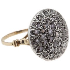 Luise Diamonds and Gold Ring