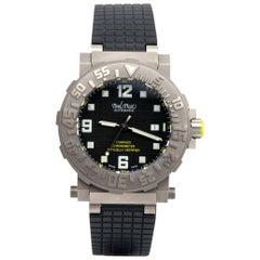 Paul Picot Titanium Le Plongeur C Type Automatic Wristwatch