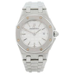 Audemars Piguet Ladies Stainless Steel Royal Oak Quartz wristwatch, 2000s
