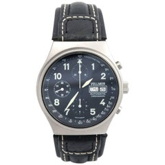 Vollmer stainless Steel Sinn Chronograph Automatic Wristwatch