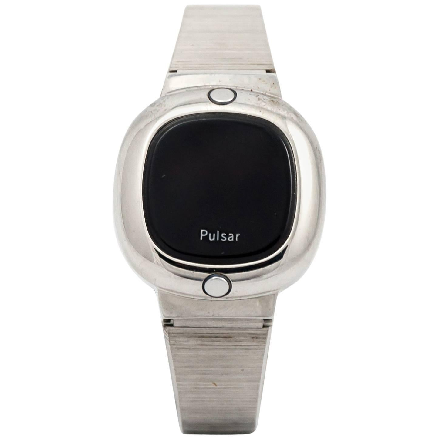 Pulsar Last Wristwatch from the Brand Who Invented the LCD Wristwatch