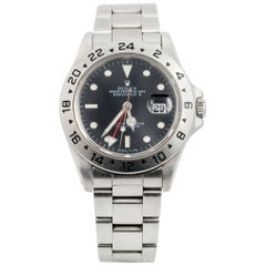Rolex stainless Steel Explorer II  X Series Automatic Wristwatch
