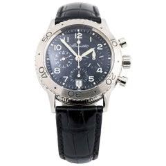 Breguet stainless Steel Transatlantique 3820 Chronograph Automatic Wristwatch