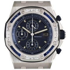 Audemars Piguet Stainless Steel Royal Oak Offshore Special Edition Wristwatch