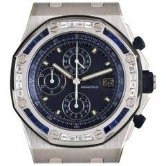 Audemars Piguet Stainless Steel Royal Oak Offshore Special Edition Wristwatch