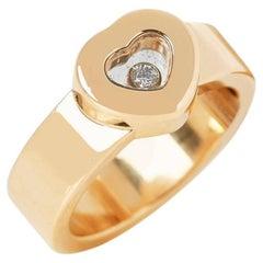 Chopard Happy Diamonds Yellow Gold Ring