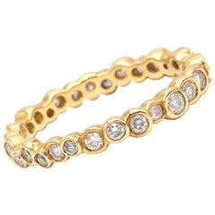 Ippolita Starlet 18 Karat Gold Ring with Diamonds