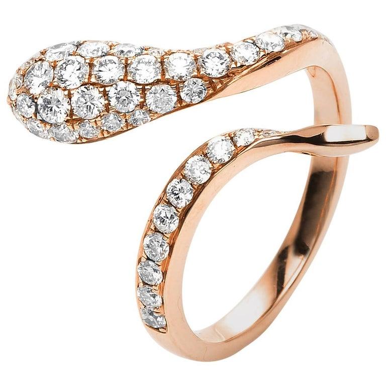 Modeern Fashion Kt Gold Ladies Rings