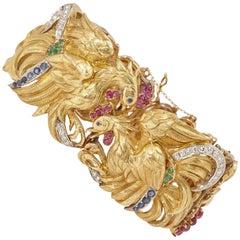 Serafini Fantasy Animal Bracelet