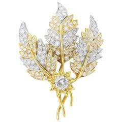 Tiffany Schlumberger  Diamond Pin