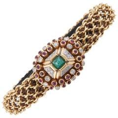 Gold Bracelet by Marchak