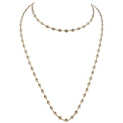 Diamond Drop Necklace by Tiffany & Co.
