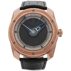 De Bethune Rose Gold Automatic Wristwatch Ref DB22, 2010s