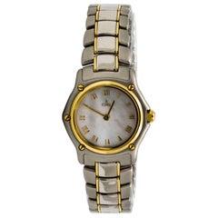 Ebel Stainless Steel Sport Classic Quartz Wristwatch