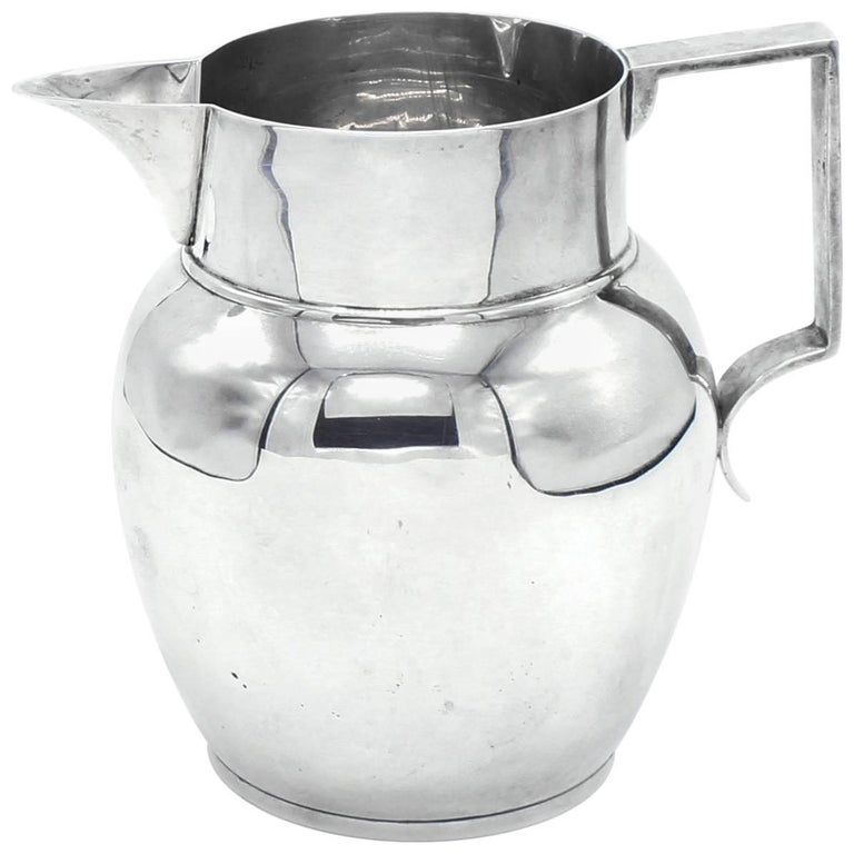 Tiffany & Co. 3 Pint Sterling Water Pitcher