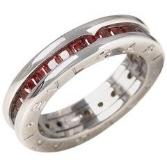 Bulgari Garnet B.Zero 1 Ring