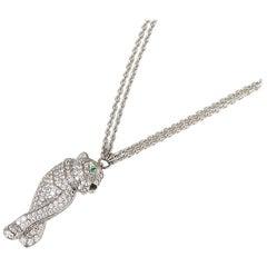 Cartier Panthère de Cartier Diamond Necklace