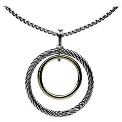 David Yurman Circle Mobile Pendant