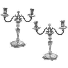 Lapparra French Candelabras