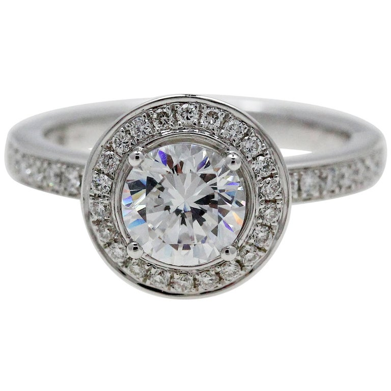 Frederic Sage 1 Carat Bridal Ring Centre Stone Not Included