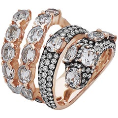 Snake Fashion Diamond Ring