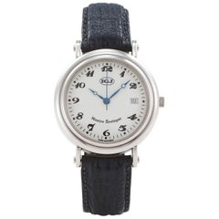 IGJ Stainless Steel Montre Erotique Automatic Wristwatch